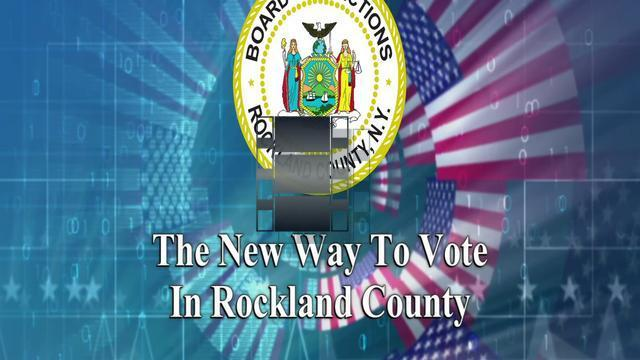 The New Way to Vote in Rockland...