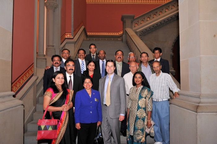 NYS proclaims August 2015 as Indian-American Heritage Month